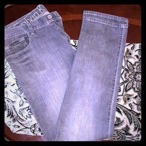 Calvin Klein Jean Skinny narrow leg